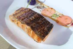 Adoquín de salmón