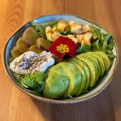 Salad Bowl de Abacate