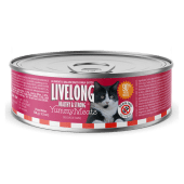 Livelong H&S Delicias De Carne - Lata 156G