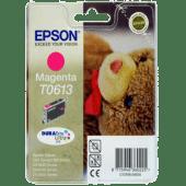 Cartucho De Tinta Epson T0613 Magenta