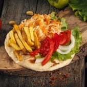 Vegan pita (fasting)