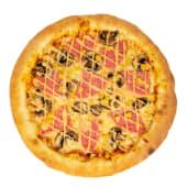 "Пицца ""Ветчина-грибы"""