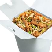 ლაფშა ქათმით / Chicken Noodles