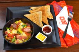 Sausage & Bacon Bowl Combo