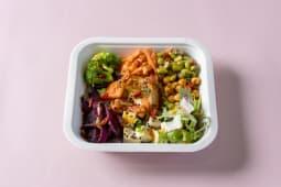 Asian bowl (vegan)