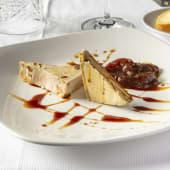 3. Foie de pato mi-cuit