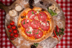 Pizza Salami Ø33cm