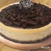 Cheesecake De Chocolate (20 cm.)