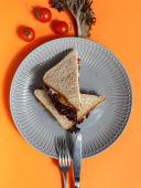 Сендвіч з куркою (140г)
