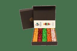 Drageias de Licor Bonjour Caixa Premium com Legumes