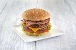 Hamburguesa de lomo premium