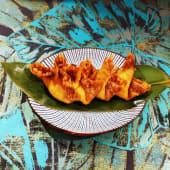 Crab rangoons Wan-Tun (4 uds.)