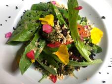 Мікс салатів з печеними овочами (205г)