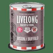 Livelong H&S Bisonte+Camote - Lata 362G