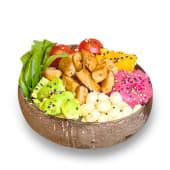Buddha Heura vegan bowl