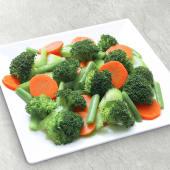 Mix de vegetales al vapor