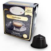 Caffè Fortissimo in Capsule Compatibili Dolce Gusto gr.112 pz.16