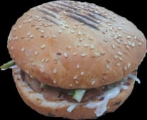 Шмургер (шаурма-бургер) (300г)