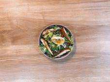 Салат із запеченою грушею і сиром камамбер (250г)