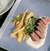 Bursa Fish&Chips з бешамелем та домашніми фрі (240г)