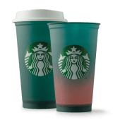 Starbucks® Colour Changing Reusable Cup 16oz