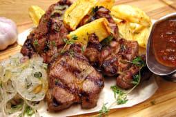 Шашлик зі свинини (200г)