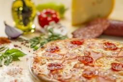 Pizza Boscaiola Ø 23cm