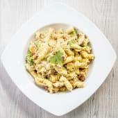 Rich Pesto Pasta