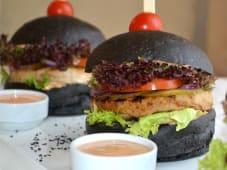 Гамбургер Чикаго з яловичиною-гриль (300/100/30г)