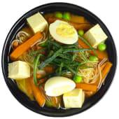 Місо суп з овочами і фунчозою (370г)