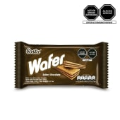 Wafer Costa Chocolate 124 Gr