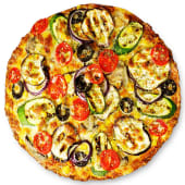 Pizza Lacto Vegetariana