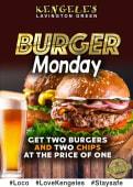 Plain Beef Burger