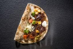 Dil kebab de vită