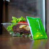 Double classic go green salsa fresca