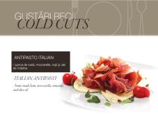 Antipasto italian