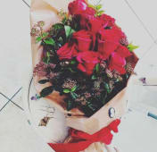 Buket od 7 ruža