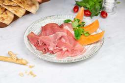 Crudo di Parma DOP e melone
