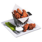 Ginger passion wings