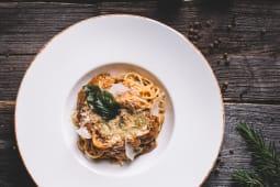 Spaghetti al ragu Bolognese