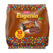 Biscuiti eugenia cacao, crema caco, pachet familial