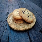 Cookies de manteca de maní y chocolate (Pack 4 uds.)