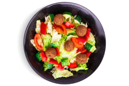 Салат з фалафелем (330г)