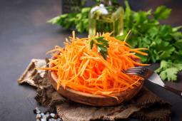 Морква по-корейськи (100г)