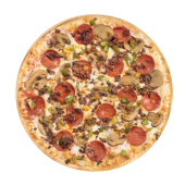 Pizza deluxe (mediana)