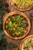Наша фірмова піца без борошна (650г)