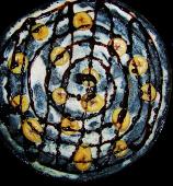 Солодка піца банан (550г/35см)