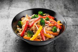 Рис з овочами (350г)