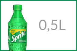 Sprite 0,5 л