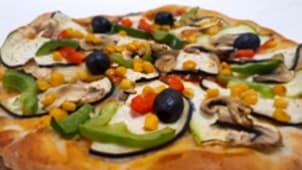 Pizza vegana Ø33cm